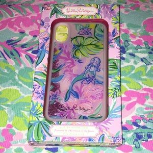 Lilly Pulitzer 🆕Mermaid In the Shade IPhone Case